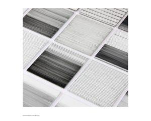 il diario della foschia 1-63 teilansicht, 2011, installation, tusche/transparentpapier/spiegelglas