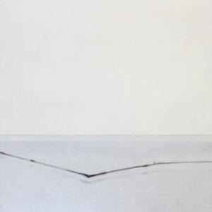 yvonne huggenberger malerei - ohne titel 19 x 19 cm