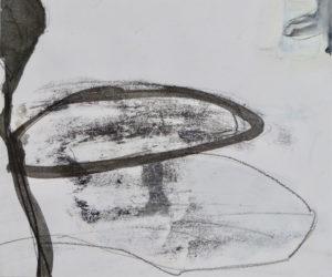 im garten 2015 tusche auf papier ca 15 x 20 cm