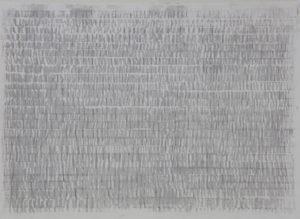 yvonne huggenberger malerei - ohne titel 2010 tusche auf papier a4format